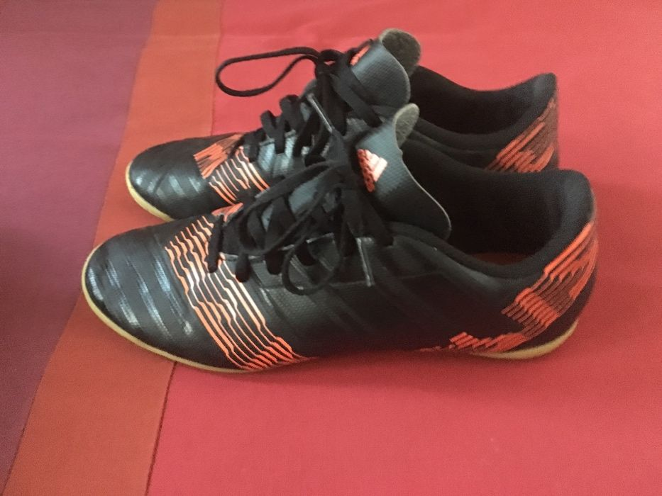 Chuteiras adidas Nemeziz Futsal Messi