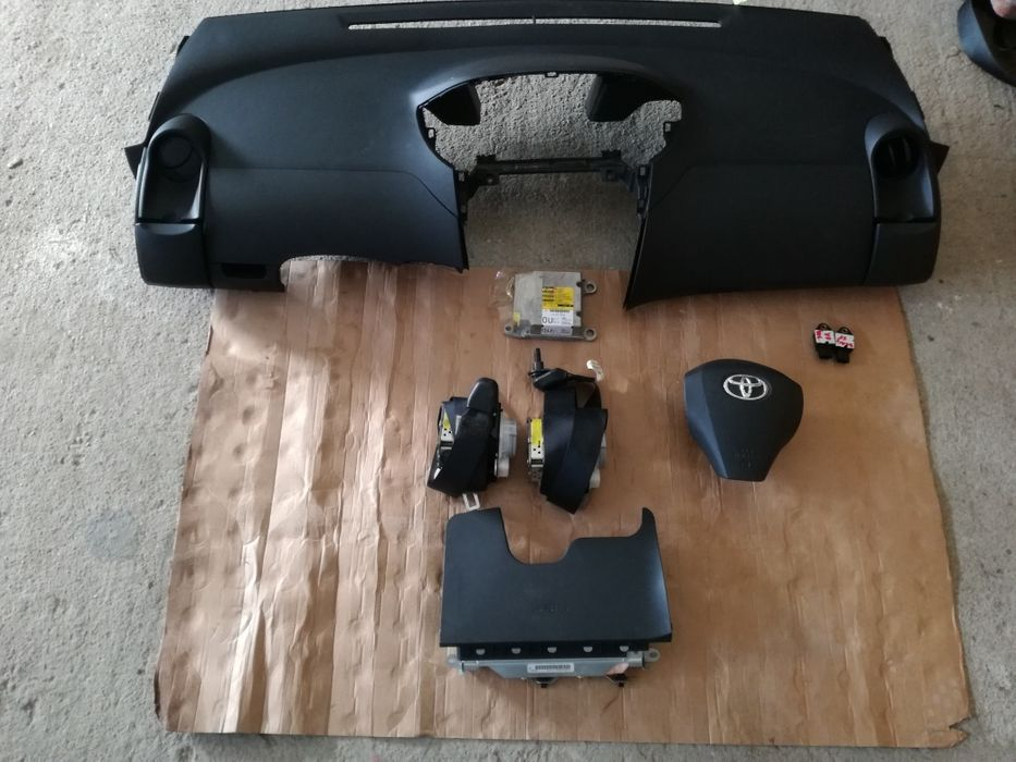 Kit complet airbag toyota yaris 2008