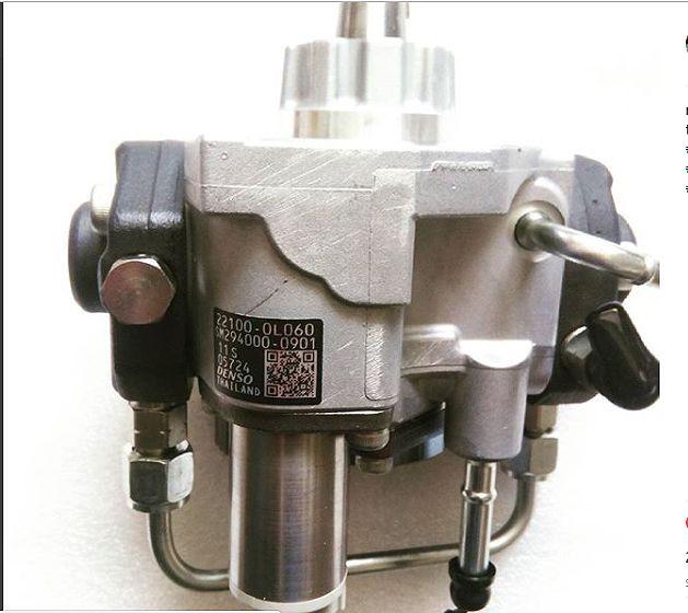 ТНВД топливный насос 1KD- , 2KD- 2GD-FTV ,1VDF , 1CDF Тойота