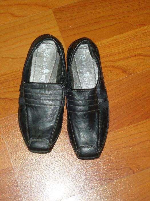 Pantofi piele dama - Laura Berg