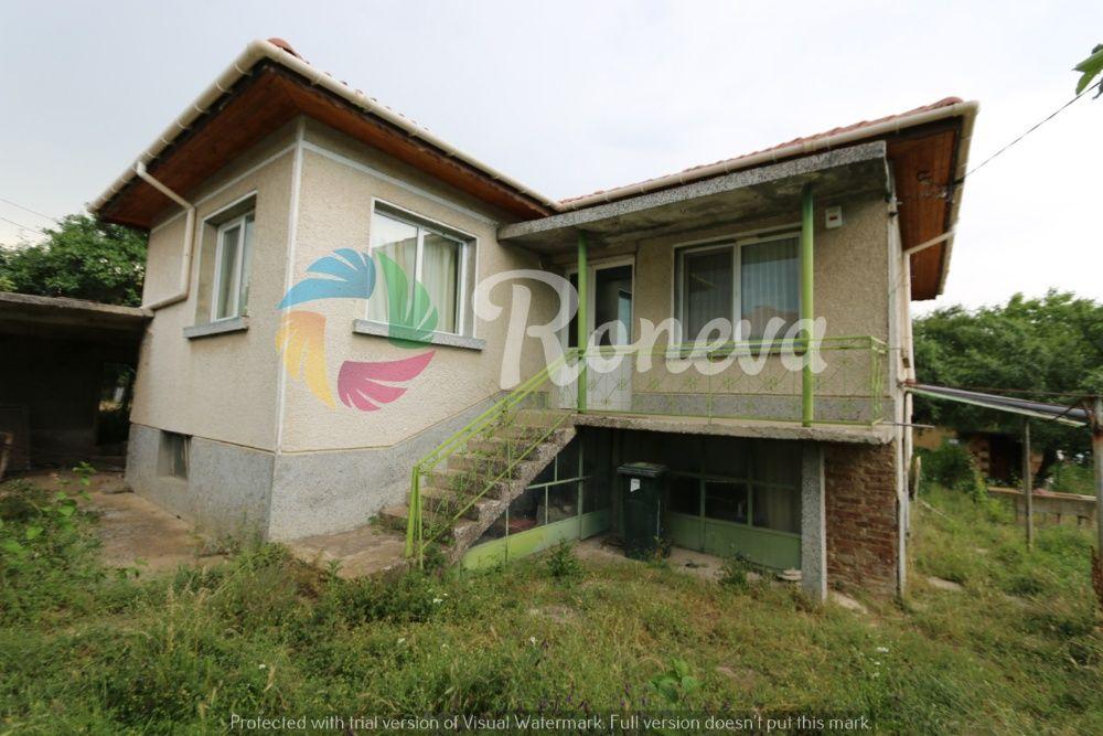 Реновирана къща село Аспарухово