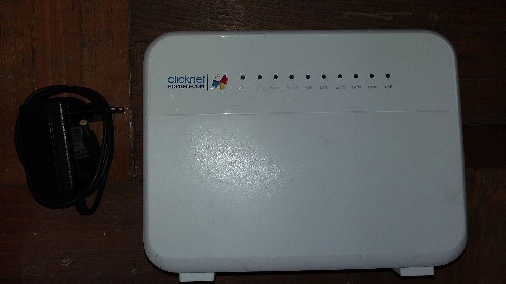 Vând router wireless Romtelecom