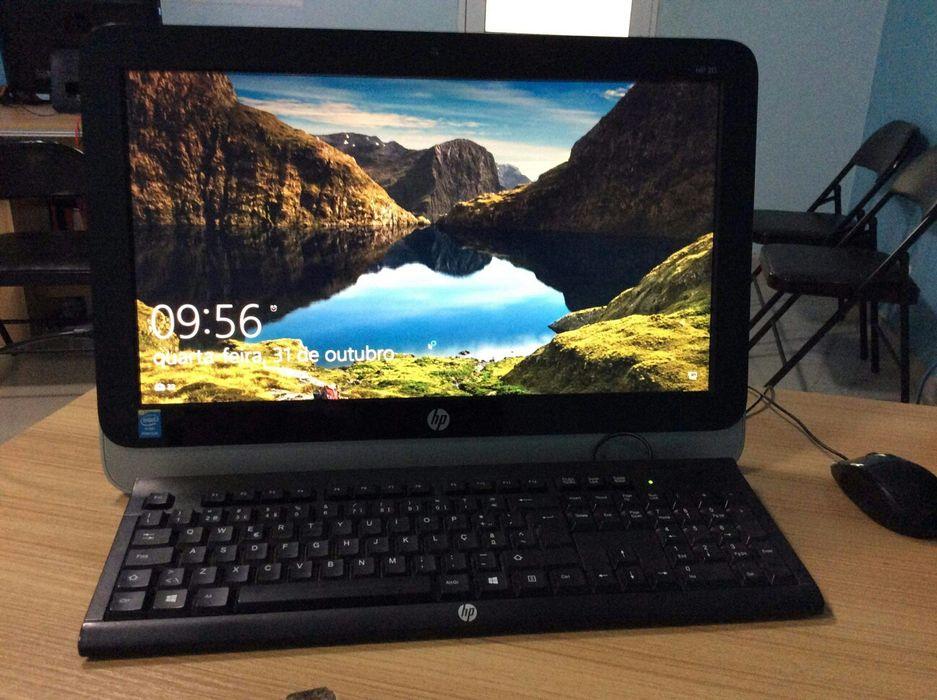 Computador PC - All-in-one HP Viana - imagem 1