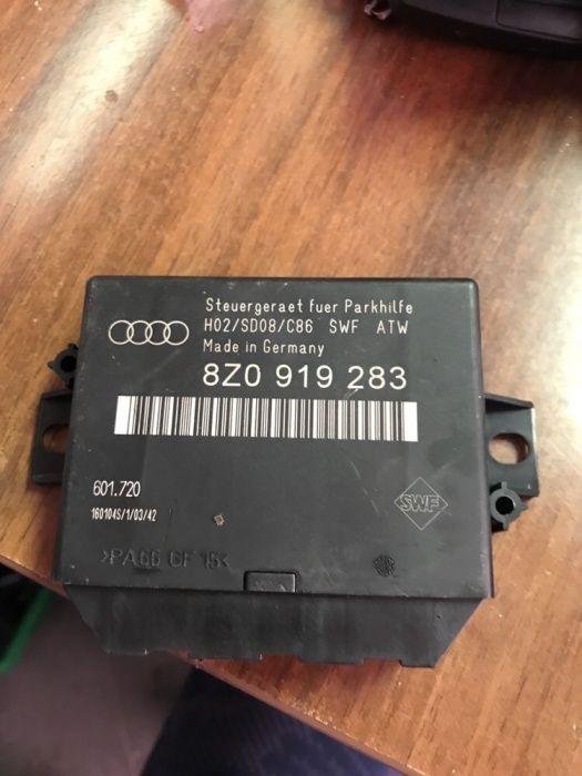Calculator senzori parcare audi 8z0919283