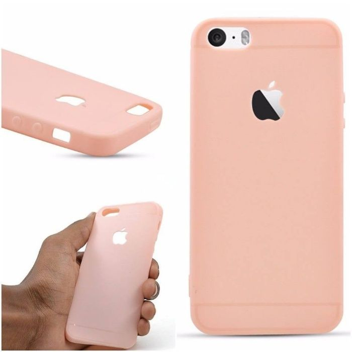 Husa Antisoc iPhone 8 Plus Rose Gold