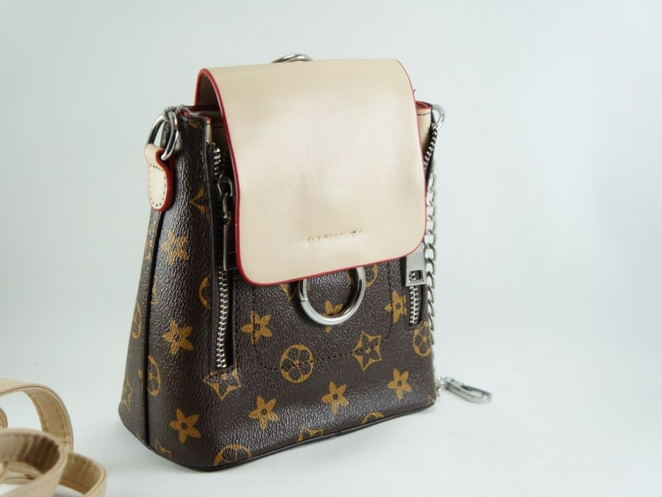 Чанта раница в стил Louis Vuitton гр. София - image 3