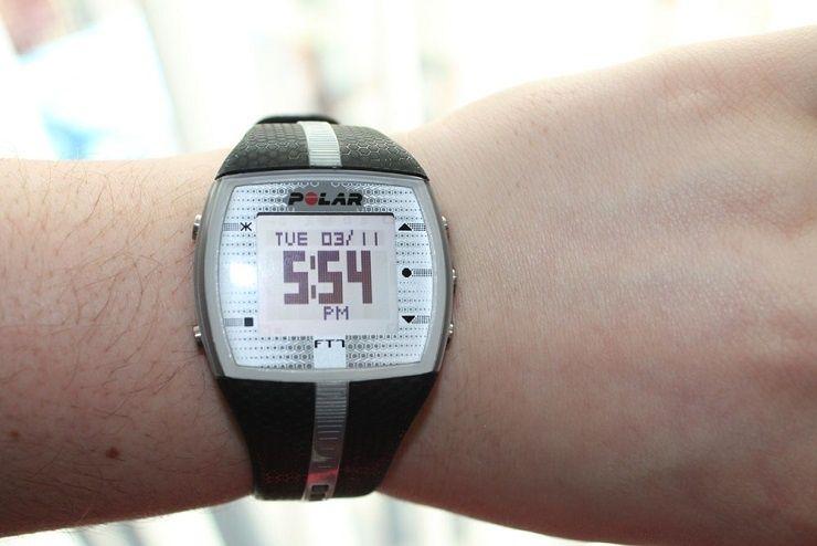 Ceas Polar FT7 Fitness Smartwatch sport, alergat, bicicleta Polar FT 7