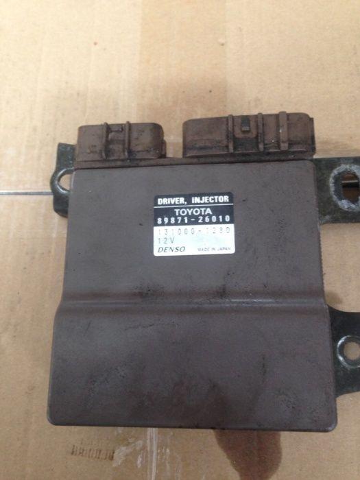 Calculator injectoare Toyota rav 4 diesel din 2000-2005 de 2.0 litri