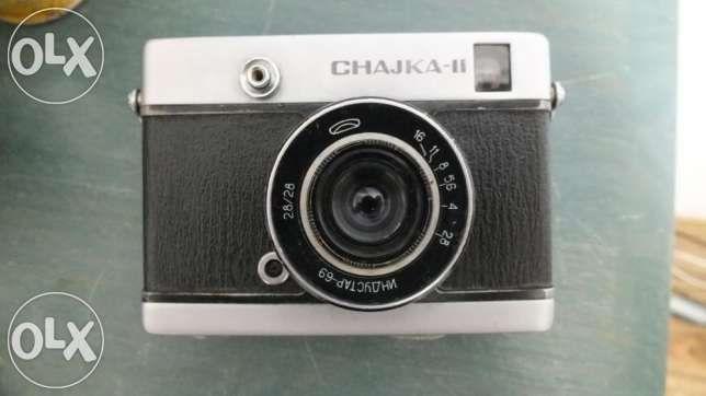 Aparat foto Chajka-II