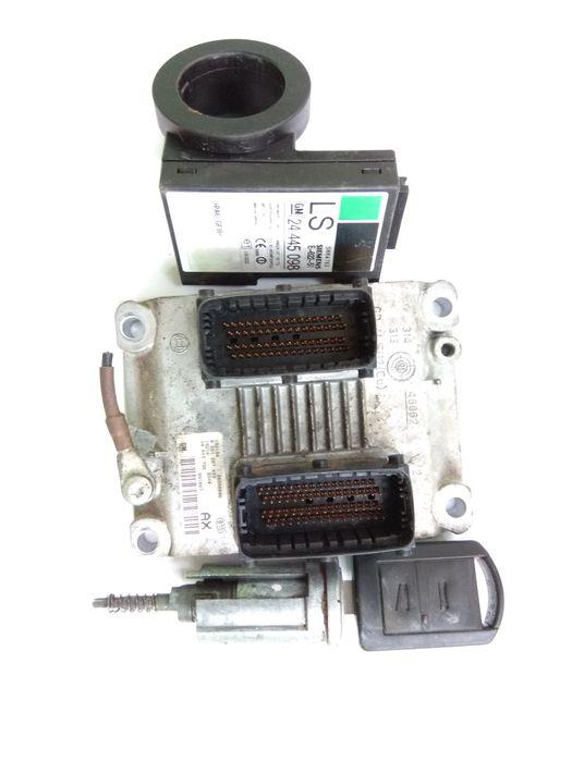 Компютър, ключ, имобилайзер Опел Корса 1.2 (Z12XE)