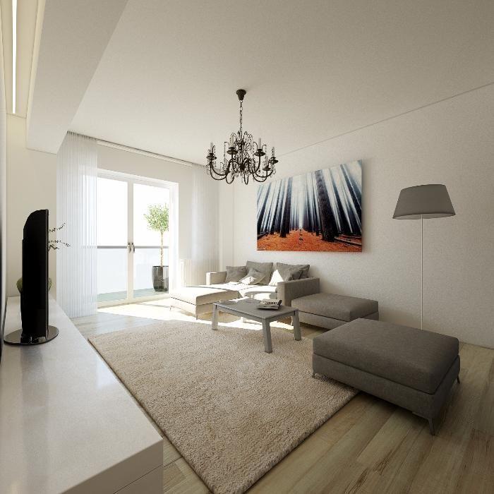 Vand apartament 2 camere in bloc nou