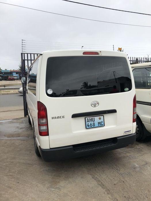 Toyota Hiace Maputo - imagem 7