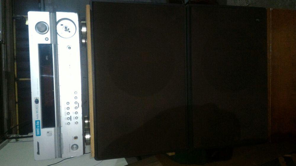 Sistem audio 2x100/6x100 watt