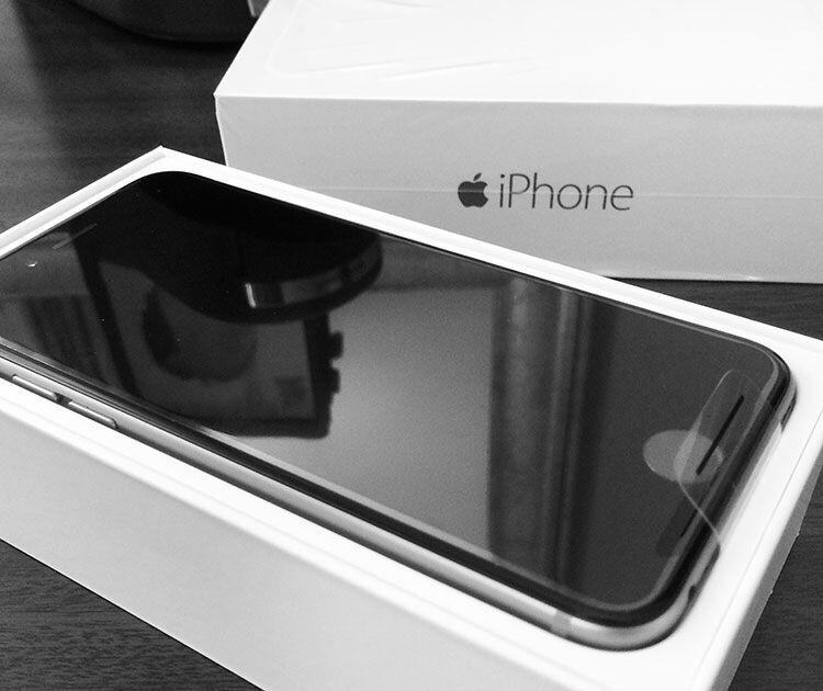 Apple iPhone 6 64Gb na caixa selado.
