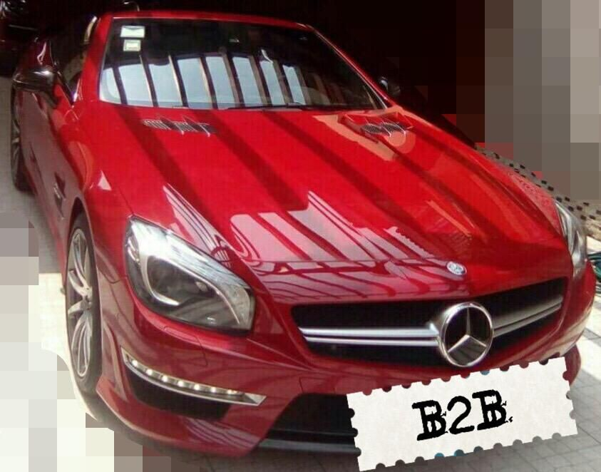 Vendo Mercedes-benz SL63 AMG