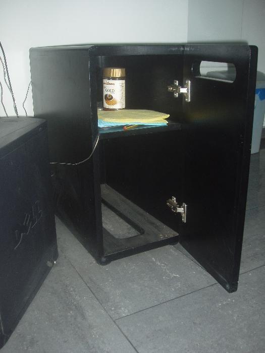 Универсален МДФ шкаф, шкаф за компютър, диван, миндер, легло (нар)