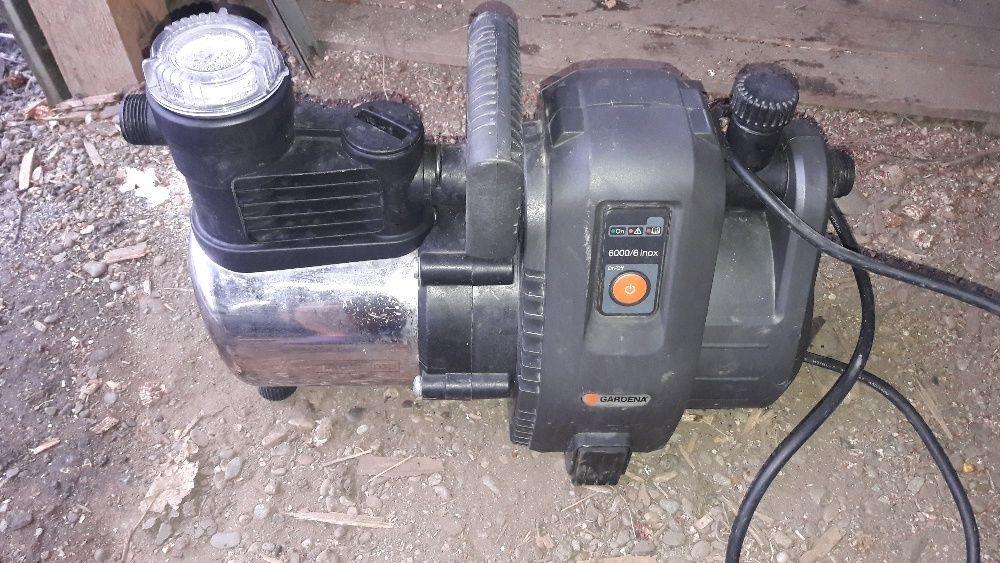 Pompa de gradina premium 6000/6 inox