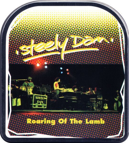 Steely Dan - Roaring of the Lamb CD original (steel-case)