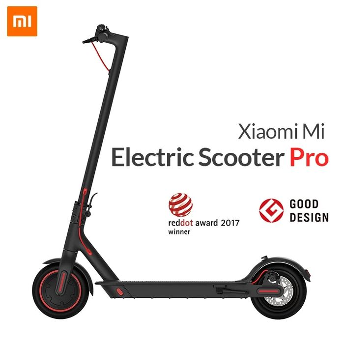 Электросамокат Xiaomi Mijia Electric Scooter Pro самокат