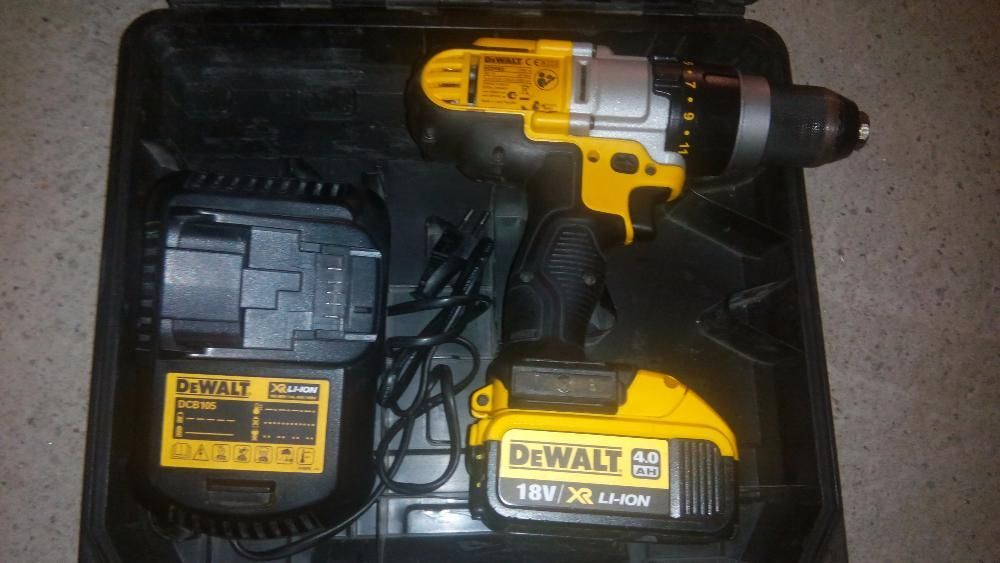 Filetanta Dewalt DCD 985 18V Li Ion