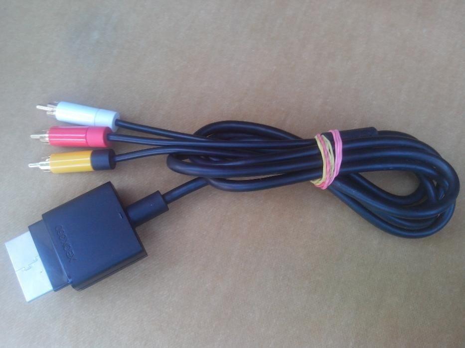 Cablu video tv de xbox360