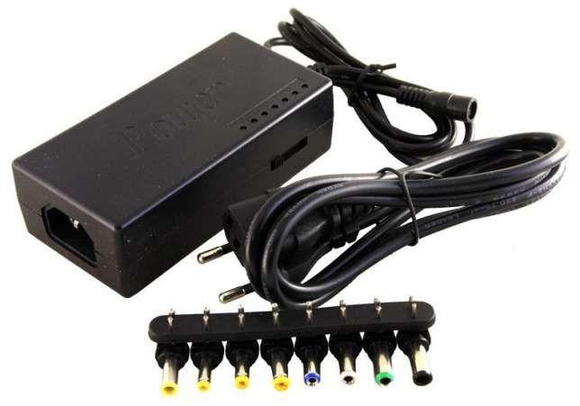 Универсальное зарядное устройство для ноутбуков всех моделей