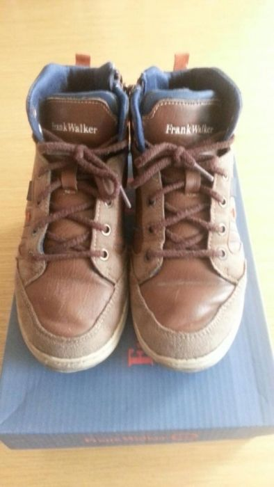 Детски есенно-зимни обувки за момче Frank Walker - размер 32