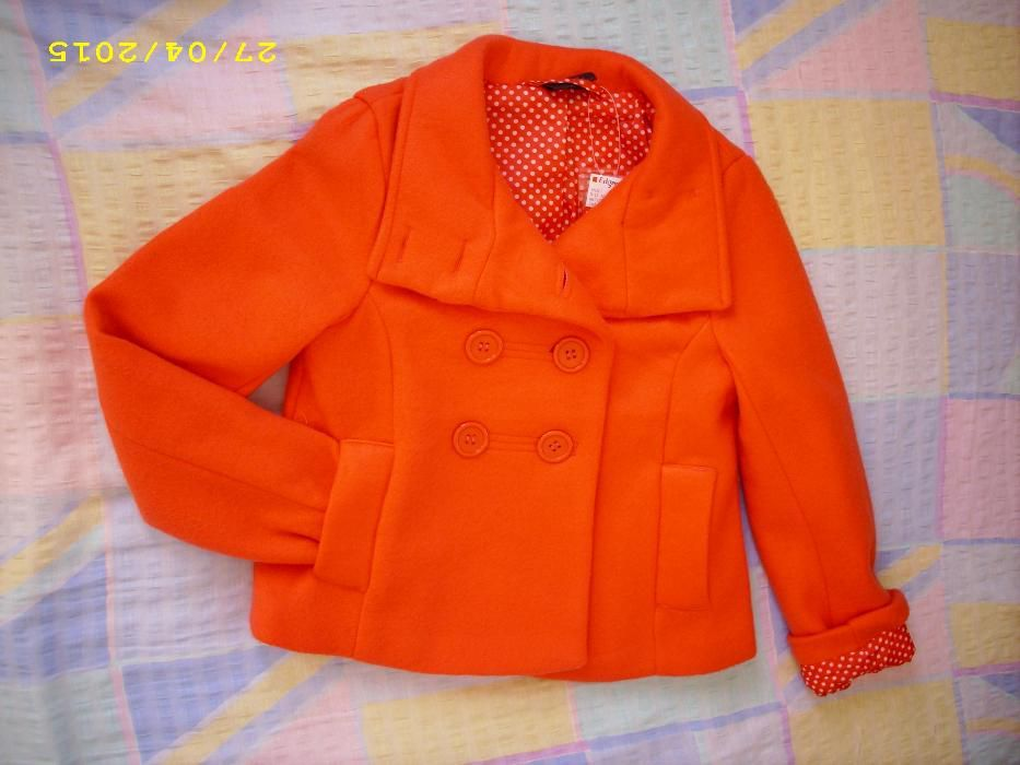 Пролетно палтенце/сако късо-НОВО с етикет!