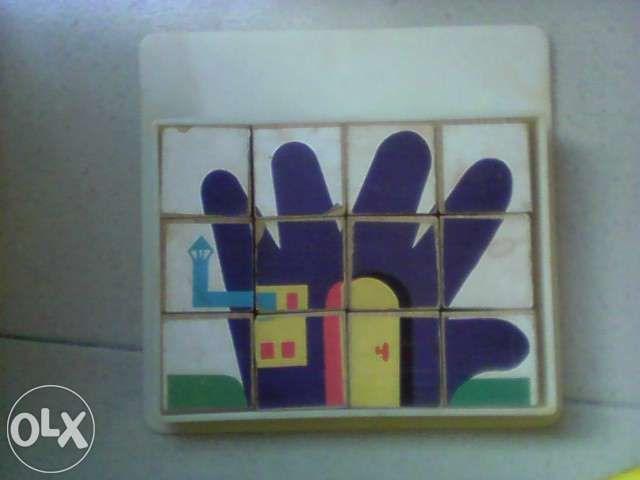 Детски кубчета с картинки