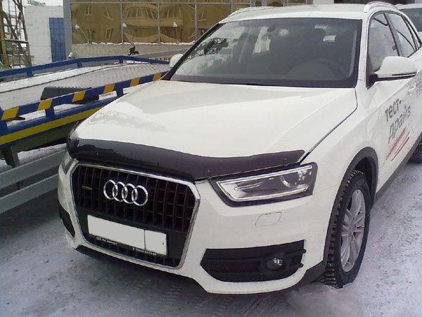 Мухобойки на Audi