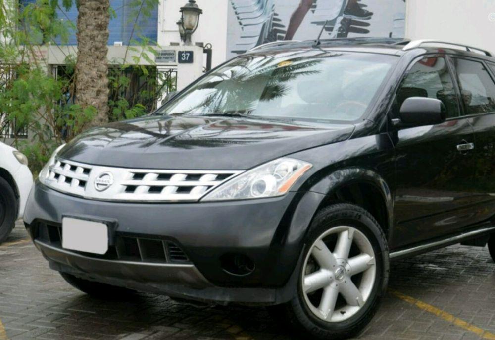 Nissan Murano a venda