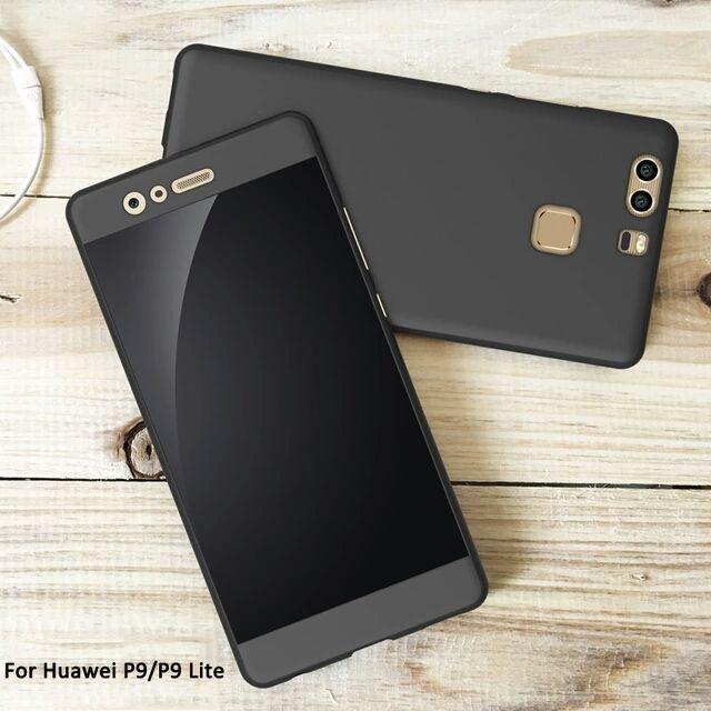 Кейс / Бъмпер 360° за Huawei P8 Lite / P9 lite / P10 / P20 Mate 10 Pro