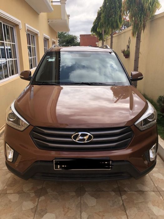 Vendo Hyundai Creta Novo