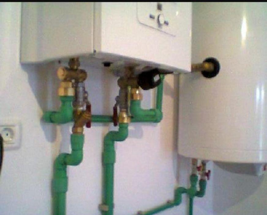 Instalator montaj centrale termice calorifere și obiecte sanitare
