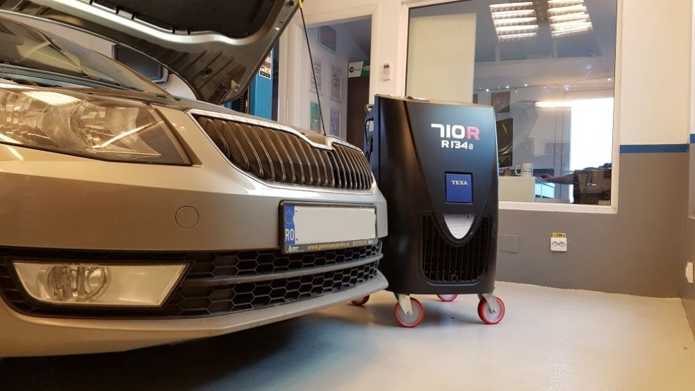 Reparatii aer conditionat auto