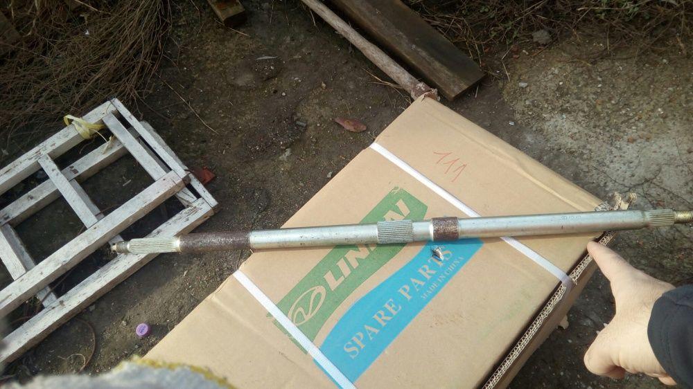Axa spate ax spate ATV Linhai 260-300 aniversar worker clasic