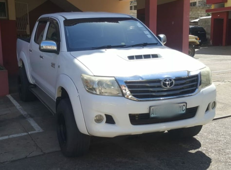 Toyota Hilux D4d Manual 4x4 2006