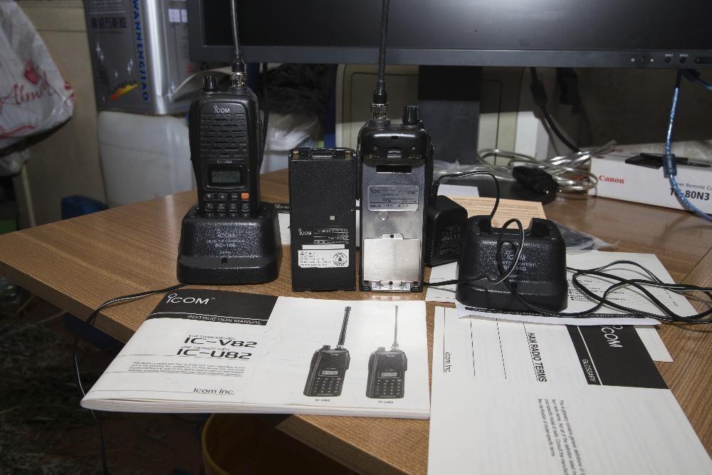 профессиональная Радиостанции Icom IC-U82