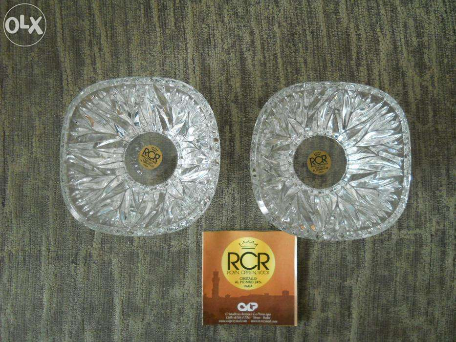 LUX !! Boluri Royal Crystal Rock (RCR), cristal, Italia, absolut noi