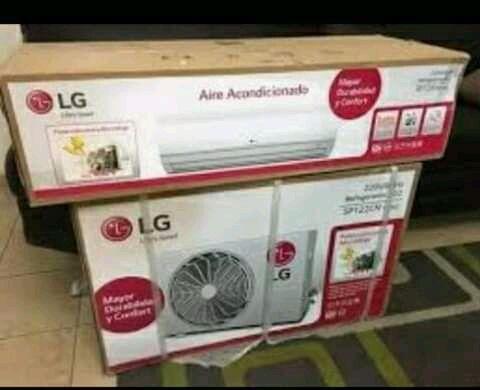 Vende se AC LG Funda - imagem 2