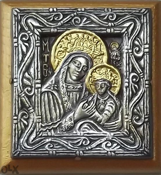Икона Богородица с младенеца Иисус