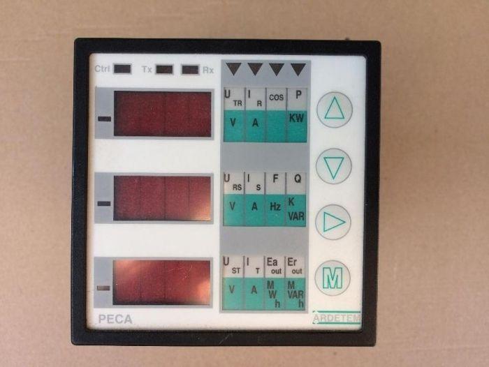 Analizor de retea PECA 30E, contor energie electrica