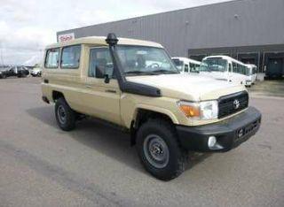 Toyota Land cruzer