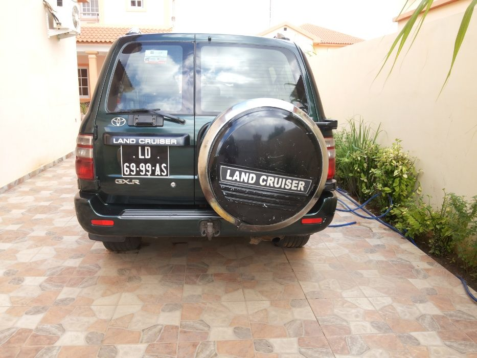 Vende se Land Cruiser
