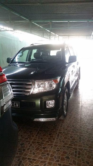 Land Cruiser Vx V8 Diesel