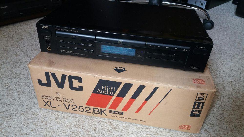 Cd player JVC XL-V252 BK