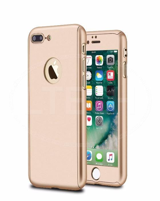 Husa 360 GRADE FATA - SPATE compatibila iPhone 7 PLUS