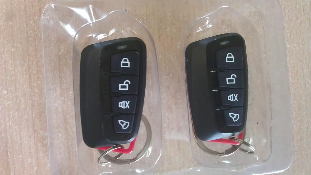 Автомобилна алармена система
