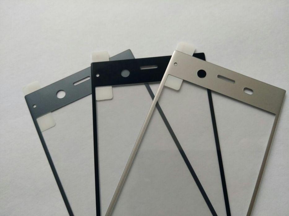 Полноклеющиеся 3D стекла для Sony Xperia XZ, XZ1/Compact, XZ2/Compact