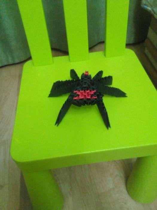 Tarantula origami